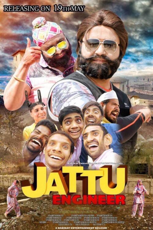 دانلود فیلم Jattu Engineer 2017